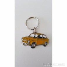 Coleccionismo de llaveros: LLAVERO SEAT 850 AMARILLO. Lote 217199680