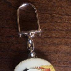 Coleccionismo de llaveros: LLAVERO CAMION PEGASO TRONER MOTOR 360 CV. Lote 172199114