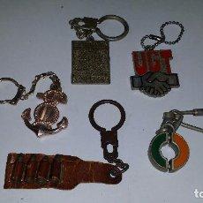 Coleccionismo de llaveros: LLAVEROS- VARIADOS - LOTE 2. Lote 105632675