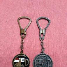 Coleccionismo de llaveros: LLAVEROS CLUB DEPORTIVO BILBAO. Lote 105997971