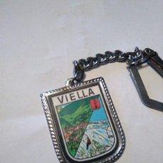 Coleccionismo de llaveros: LLAVERO VIELLA LLEIDA. Lote 107287883