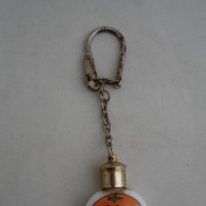 Coleccionismo de llaveros: LLAVERO PERFUMERO NARANJITO 82. Lote 109316435