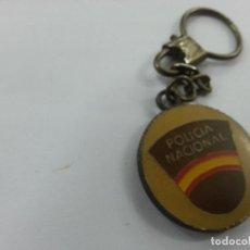 Coleccionismo de llaveros: LLAVERO POLICIA NACIONAL ESPAÑA UNIDAD INDIVISIBLE-N. Lote 109773939