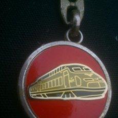 Coleccionismo de llaveros: AVE RENFE TRENES TREN FERROVIARIO. Lote 110578719