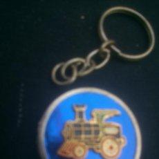 Coleccionismo de llaveros: MAQUINA RENFE TRENES TREN FERROVIARIO. Lote 110579971