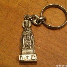 Coleccionismo de llaveros: LLAVERO RELIGIOSO VIRGEN MORENETA. Lote 112358168