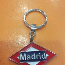 Coleccionismo de llaveros: LLAVERO MADRID. Lote 112779423