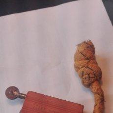 Coleccionismo de llaveros: ENCENDEDOR ANTIGUO-LADRILLO.. Lote 113673223