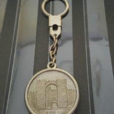Coleccionismo de llaveros: LLAVERO METALICO AVILA. SANTA TERESA.. Lote 113729939