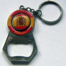 Coleccionismo de llaveros: LLAVERO ABREBOTELLAS . Lote 114103691