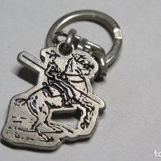 Colecionismo de porta-chaves: LLAVERO RESTAURANTE EL MAYORAL. PLAYA SAN JUAN. Lote 115135047