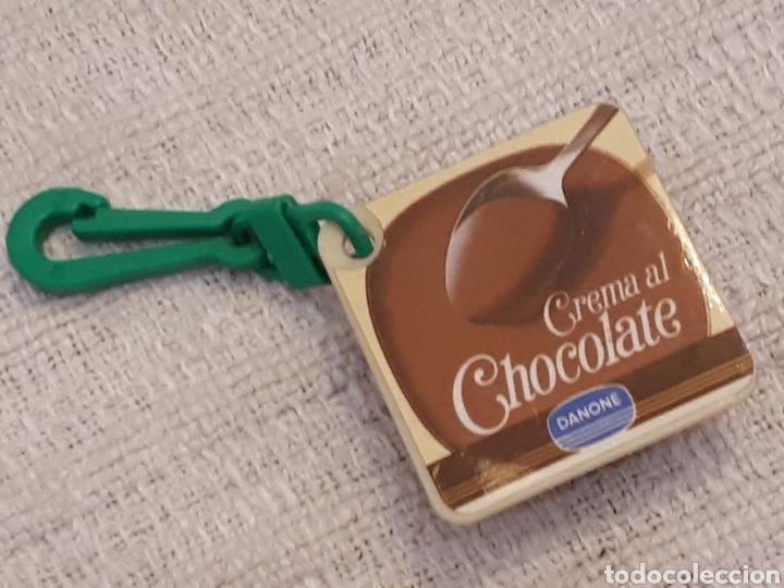 LLAVERO SACAPUNTAS CREMA DE CHOCOLATE (Coleccionismo - Llaveros)