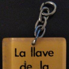 Coleccionismo de llaveros: LLAVERO VOLKSWAGEN. Lote 115614052