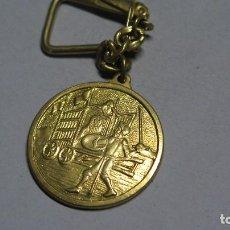 Coleccionismo de llaveros: LLAVERO CERVANTINO. CONFECCIONES LAZARO. Lote 117624491