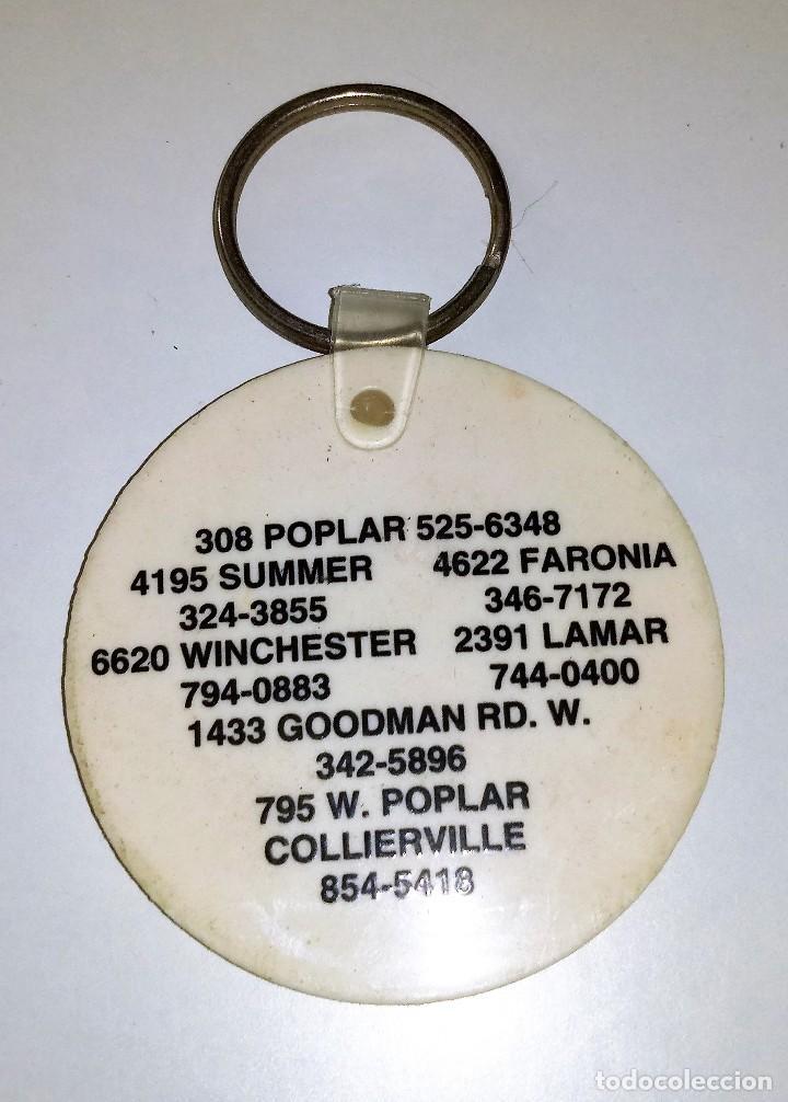 Coleccionismo de llaveros: LLAVERO POP TUNES - Elvis - Foto 2 - 118437775