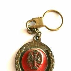 Coleccionismo de llaveros: 1 LLAVERO MILITAR CIR N1 MUY RARO DE VER. Lote 119860755