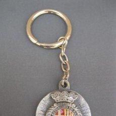Coleccionismo de llaveros: ANTIGUO LLAVERO DEL PUERTO AUTÓNOMO DE BARCELONA.. Lote 124528943
