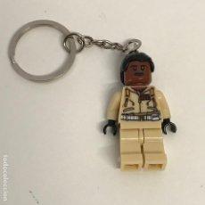 Coleccionismo de llaveros: LLAVERO MINIFIGURES CAZAFANTASMAS COMPATIBLE LEGO - LLAVEROS // B13. Lote 127542247