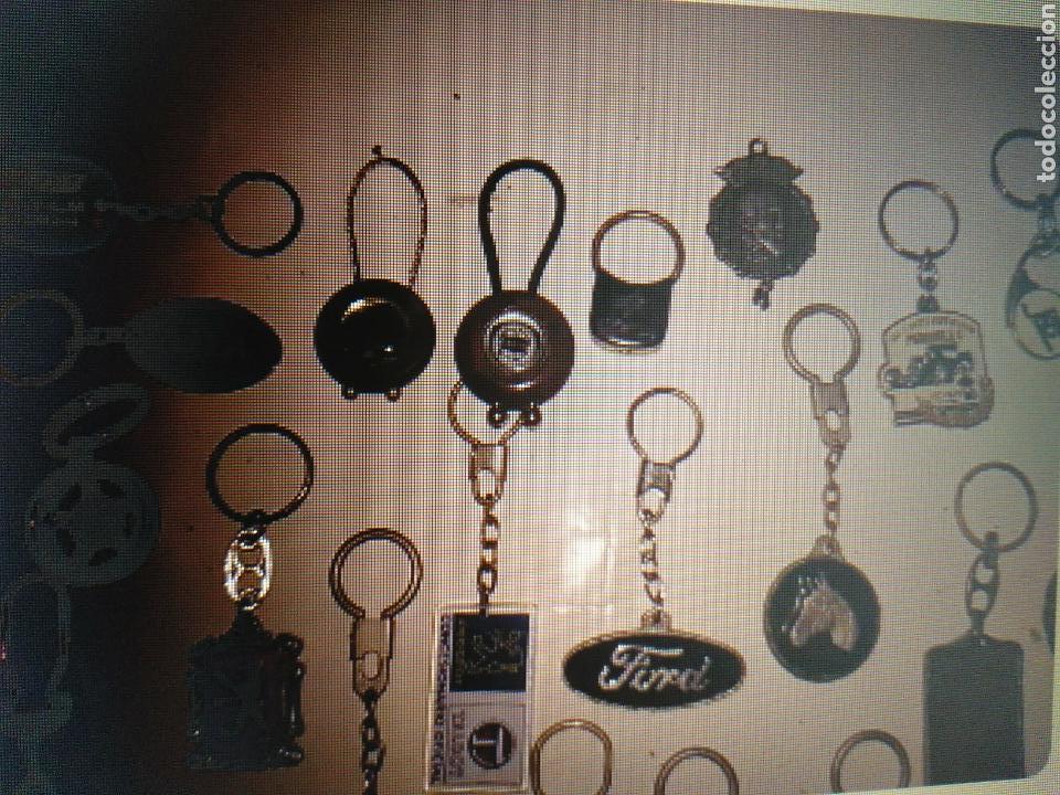 Coleccionismo de llaveros: Lote de 24 llaveros - Foto 4 - 131261632