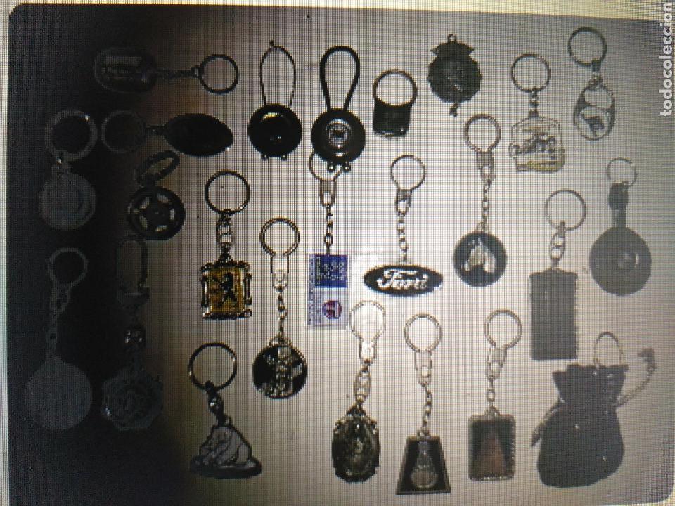 Coleccionismo de llaveros: Lote de 24 llaveros - Foto 5 - 131261632