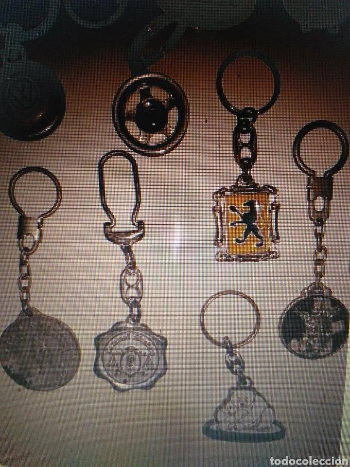 Coleccionismo de llaveros: Lote de 24 llaveros - Foto 2 - 131261632