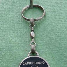 Coleccionismo de llaveros: LLAVERO SIGNO ZODIACO CAPRICORNIO - HORÓSCOPO. Lote 131410366