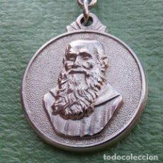 Coleccionismo de llaveros: LLAVERO RELIGIOSO FRAY LEOPOLDO DE ALPANDEIRE. Lote 131929214