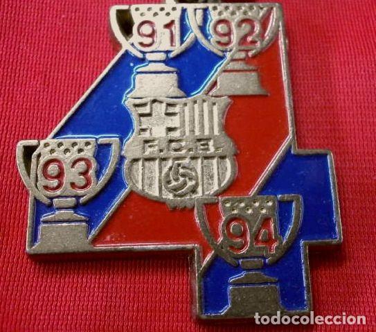LLAVERO F. C. BARCELONA (BARÇA) CUATRO LIGAS SEGUIDAS 91 92 93 94 (DIFÍCIL) cc7c13becc7
