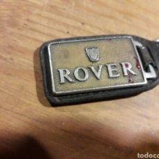 Coleccionismo de llaveros: LLAVERO ROVER. Lote 135268399