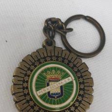 Coleccionismo de llaveros: LLAVERO PEÑA SOLERA DE LOGROÑO - CAR116. Lote 136418510
