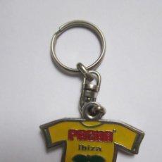 Coleccionismo de llaveros: LLAVERO DISCOTECA PACHA IBIZA. Lote 139490458