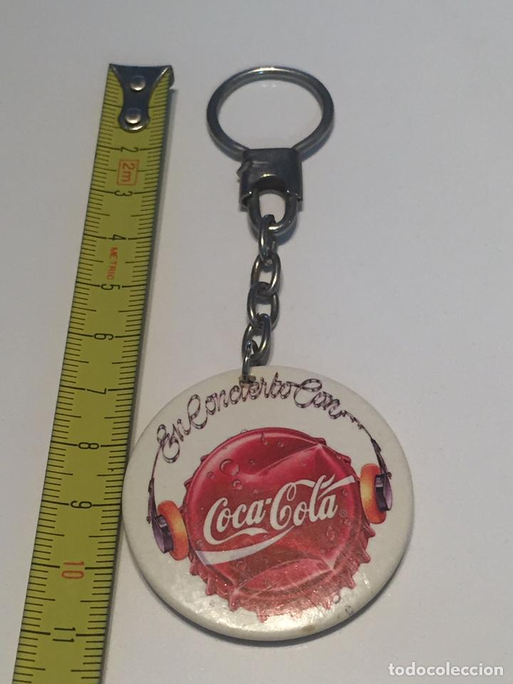 Coleccionismo de llaveros: Llavero Coca Cola - Foto 3 - 141482610