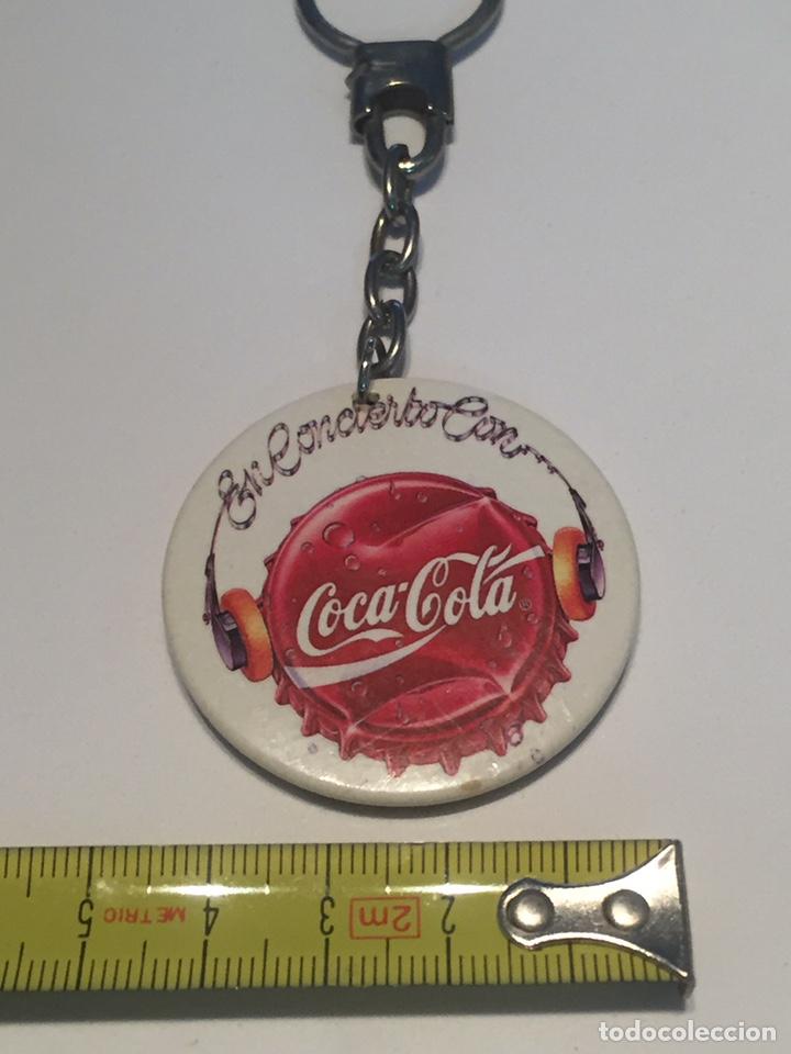 Coleccionismo de llaveros: Llavero Coca Cola - Foto 4 - 141482610