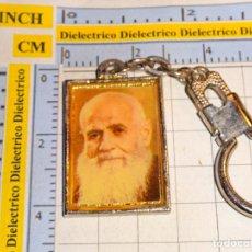 Coleccionismo de llaveros: LLAVERO RELIGIOSO SEMANA SANTA. FRAY LEOPOLDO DE ALPANDEIRE. Lote 141607162