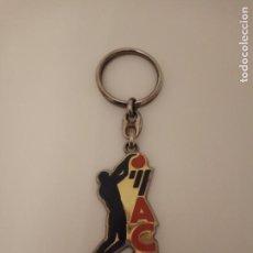 Coleccionismo de llaveros: LLAVERO. BALONCESTO. ACB. DEPORTE.. Lote 142257186