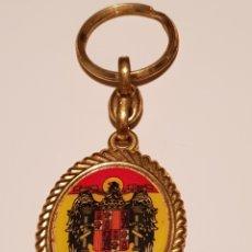 Coleccionismo de llaveros: LLAVERO FRANQUISTA. Lote 142931036