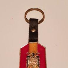 Coleccionismo de llaveros: LLAVERO FRANQUISTA. Lote 142932490