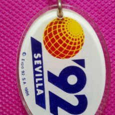 Coleccionismo de llaveros: LLAVERO EXPO SEVILLA 92 . Lote 143964186