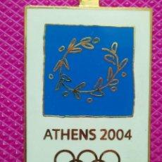 Coleccionismo de llaveros: LLAVERO OLIMPIADAS ATHENAS 2004 . Lote 143964978