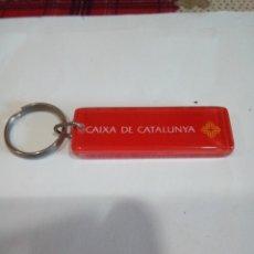 Coleccionismo de llaveros: LLAVERO CAIXA CATALUNYA . Lote 145358206
