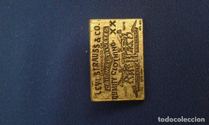 Coleccionismo de llaveros: LEVI STRAUSS PINS Y LLAVEROS - Foto 5 - 145657870