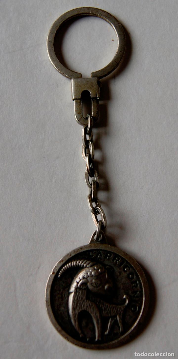 Coleccionismo de llaveros: LOTE DE 3 LLAVEROS DE PLATA 43GRAMOS PUBLICIDAD, ZODIACO, COCHES - Foto 2 - 146476862