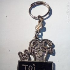 Coleccionismo de llaveros: LLAVERO TOI. Lote 147886258
