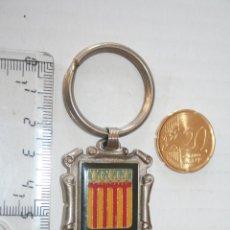 Colecionismo de porta-chaves: VALENCIA (ESCUDO) *** LLAVERO COLECCION *** TENGO OTROS MODELOS. Lote 148449470