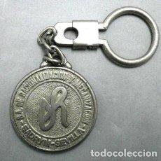 Coleccionismo de llaveros: LLAVERO DE METAL SADRYM, SEVILLA. RACIONALIZACION Y MECANIZACION - LLAV-8165,2. B-144. Lote 211337216