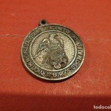Coleccionismo de llaveros: MEDALLA DE LLAVERO DEL SERVICIO MUNICIPALIZADO DE DEPORTES...BURGOS... Lote 151487342