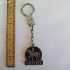 Coleccionismo de llaveros: LLAVERO TERRY. KEY CHAIN. Lote 155079966