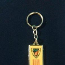 Coleccionismo de llaveros: ATHLETIC CLUB DE BILBAO LLAVERO C.A.M.B. Lote 156053402