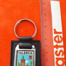 Coleccionismo de llaveros: LLAVERO RINCONES DE ESPAÑA VALENCIA. Lote 156121620