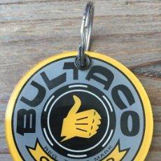 Colecionismo de porta-chaves: RESERVADO NO COMPRAR POR FAVOR .BULTACO - CEMOTO - MADE IN SPAIN. Lote 206942153
